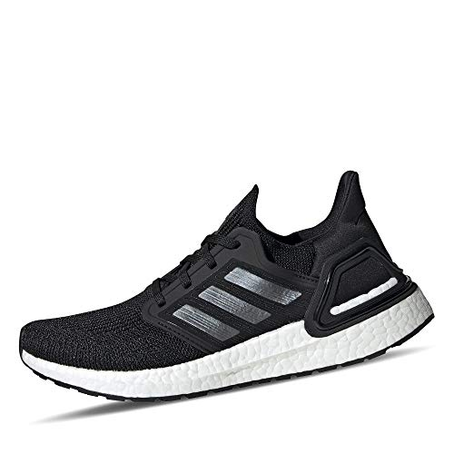 Adidas RNG Ultraboost 20 W, Zapatillas para Correr M, Core Black/Night Met./FTWR White, 39 1/3 EU
